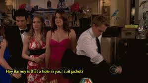 Himym Meme - gif how i met your mother himym robin scherbatsky barney stinson ted