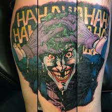 cartoon tattoo ideas