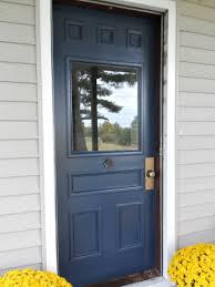 benjamin moore hale navy is a beautiful exterior door and trim