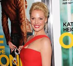 katherine heigl sizzles in scarlet at the new york premiere of her