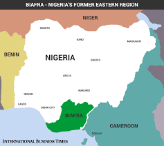 Niger River Map Nigeria Pro Biafrans U0027the Next Boko Haram U0027 If They Join Forces