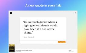 quote catalog quotes to inspire motivate chrome web store