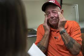 light therapy for ptsd 50 years later vietnam veteran finds help for ptsd u s