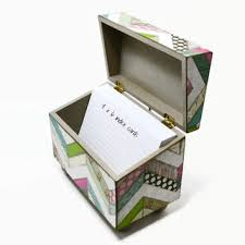 4x6 photo box 4x6 index card box best index card box products on wanelo 4x6