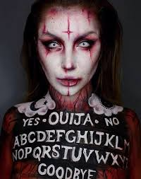 Scary Womens Halloween Costumes 20 Scary Halloween Makeup Ideas Creepy Makeup
