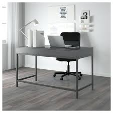 Gray Office Desk Gray Computer Desk Home Office Black And Modern Lapland Holidays