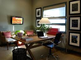 home office with tv tidy shelves keep your workspace uncluttered and your tasks