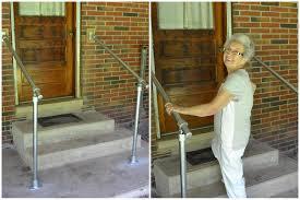 aluminum stair railing kits attractive aluminum stair railing