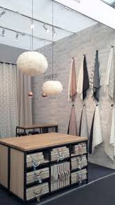 Best Display Ideas Images On Pinterest Fabric Display Fabric - Fabric wall designs