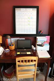 How To Organize My Desk Creating A Home Office Space Organize 365