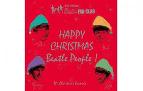 the christmas box new beatles christmas box set to feature band s original festive