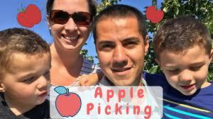 apple picking massachusetts youtube