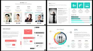creative business presentations stock powerpoint templates free