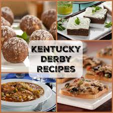 Cheap Halloween Party Food Ideas by Kentucky Derby Recipes Top 10 Recipe Ideas Mrfood Com