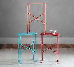side accent tables inspiring side accent table with wire frame accent table with wood