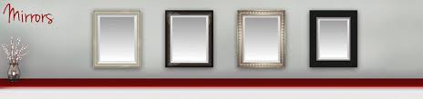 Custom Framed Bathroom Mirrors Custom Framed Mirrors Bathroom Mirrors And Dining Room Mirrors