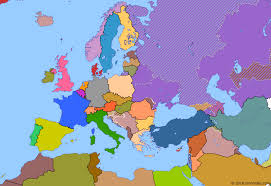 map of europe russia and the independent republics baltic independence historical atlas of europe 6 september 1991