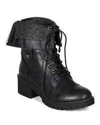sweater lined foldover combat boots so fold sweater boots sweater