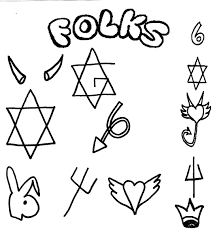 tattoo meanings and symbols folk nation hip wiki