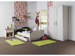 chambre montana lit 90 x 190 cm montana coloris fr ecirc ne blanchi vente de lit