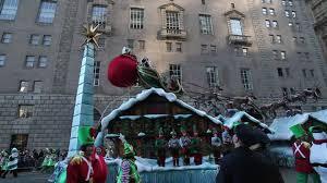 parade thanksgiving new york city hd stock 706 023 727