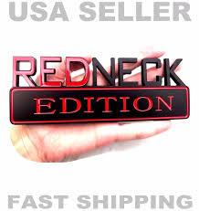 chevrolet car logo redneck edition emblem dodge truck car logo ornament decal sign