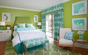 Green And Blue Bedrooms - everything coastal february 2017