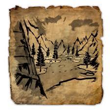 Stonefalls Ce Treasure Map Bleackrock Isle Elder Scrolls Online Wiki