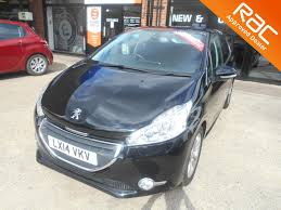 peugeot automatic cars used peugeot 208 automatic for sale motors co uk