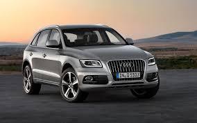 Audi Q5 Hybrid Used - 2013 audi q5 first look truck trend news