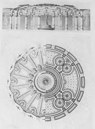 file palais garnier elevation of the circular vestibule and plans