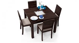 4 seater dining table with bench 4 seater dining table sets