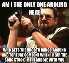 The Middle Memes - am i the only one around here who gets the urge to dance around and