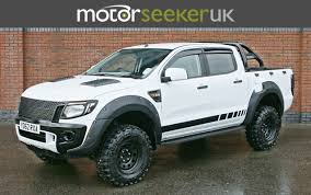 Ford Pickup Raptor Diesel - second hand ford ranger pick up double cab seeker raptor edition