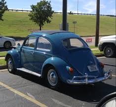 volkswagen beetle trunk in front curbside classic 1966 vw 1300 u2013 the best beetle of them all or