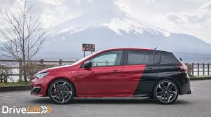peugeot japan 2017 peugeot 308 gti 270 by peugeot sport car review french