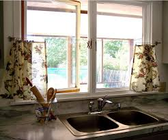 small kitchen windows curtains ideas u2014 indoor outdoor homes