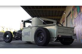 hoonigan truck dream theater ls1 swapped 1927 dodge with hand controls