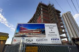las vegas hotel las vegas hotel lucky dragon slated to unleash next summer las