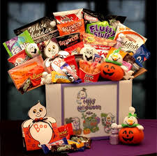 halloween gift baskets halloween boo box care package