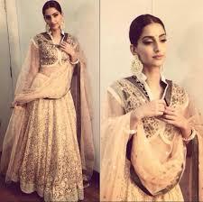 modish blouse designs worn by sonam kapoor fashionpro