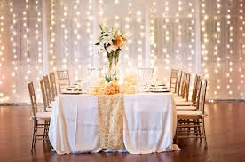 how to use tulle to decorate a table wedding decoration ideas how to create the wedding tulle