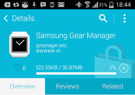 samsung gear manager apk gear manager 1 7