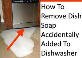 Dishwasher Not Using Soap How To Fix Remove Dish Soap In Dishwasher Removeandreplace Com
