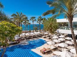 Marbella Spain Map amare marbella beach hotel spain booking com