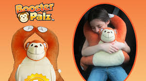 kids travel pillow images Boosterpalz the supportive plush travel pillow for kids by png