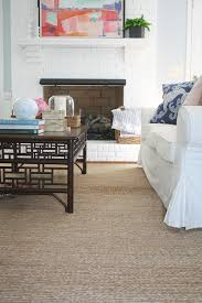 Pottery Barn Jute Rugs Long Term Love Our Jute Rug Emily A Clark