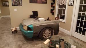 ford mustang home decor furniture and decorations designed from recycle car parts