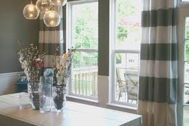 dining room fresh dining room curtains ideas decoration idea
