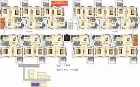 ideal homes floor plans ideal homes floor plans elegant 1 2 bhk cluster plan image vijay